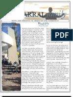 February Newsletter 2012