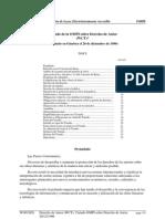 Tratado OMPI Sobre Derecho de Autor (WCT)