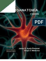AYALA - Neuroanatomia 1 Ed