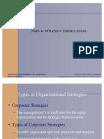 Presen 6- Strategy Formulation
