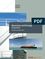 Resources and Energy Quart Jan 2012