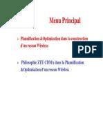 12 CDMA Planning Optimization Overview