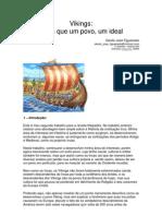 Danilo José Figueiredo - Os Vikings