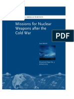 FAS Nuke Missions Post Cold War