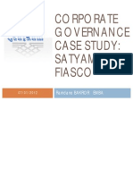 Corporate Governance Case Study