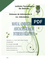 Aric Manual Administrativo