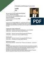 Postulacion RDR 2012-2013