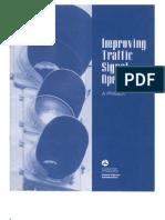 Improving Traffic Signal Operations