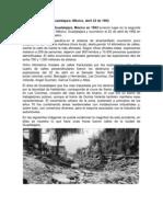 16 explosiones de guadalajara