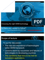 Choosing the Right SWM Technology-Antonis Mavropoulos