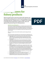 2011 Finding Buyers for Fishery Products