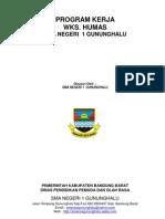 Program Kerja Wakasek Humas
