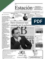 Periódico La Estación Nº 15, mes de Febrero, 2012