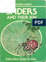 Spiders and Thier Kin - A Golden Guide