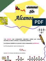 III. Alcanos