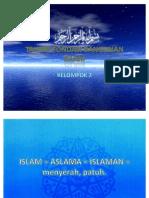 Tauhid Fondasi Bangunan Islam