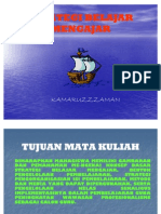 POWER POINT STRATEGI BELAJAR MENGAJAR