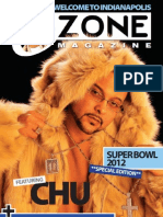 Ozone Mag Super Bowl 2012 special edition