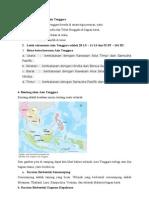 Letak Geografis Asia Tenggara