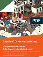 Guía II Encuentro Guía del II Encuentro Estatal de Consejos de Participación Infantil y Adolescente