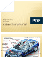 Gergo Szakmany Automotive Sensors