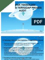 Dampak Teknologi Informasi Terhadap Proses Audit Ppt