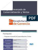 EEG Programa Avanzado de Comercialización y Ventas