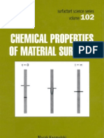 BOOK-CRC-2001-Chemcal Properties of Material Surfaces - M. Kosmulski
