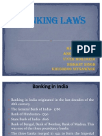Banking Laws