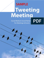 The Tweeting Meeting - a sampling of selected pages from the new book