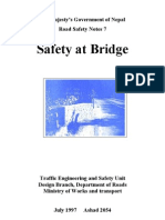 7 Safety at Bridges
