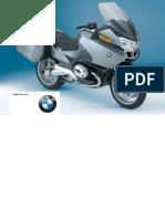 BMW R 1200 RT - Nov. 2004 Onward - Model Code 0368