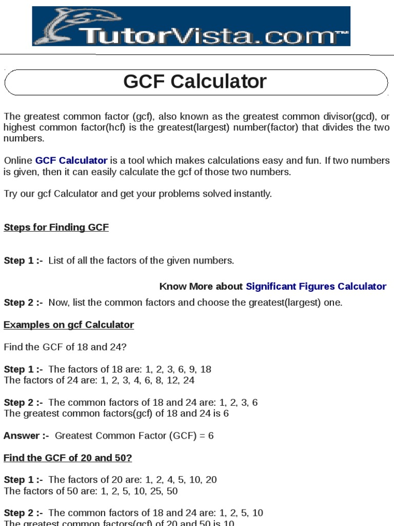 worksheet All Factors Of 50 list the factors of 50 laptuoso gcf calculator probability factorization