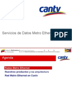 Presentación Metroethernet