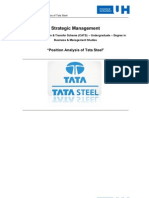 53620945 Tata Steel Case Study