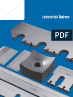 Industrial Knives 2008 En