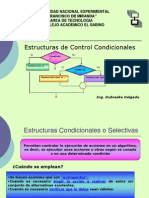 EstructurasCondicionales