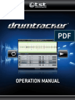 Drum Tracker Operation Manual