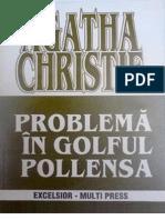Agatha Christie- Problema in Golful Pollensa- Povestiri