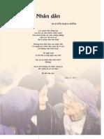 Văn hiến Việt Nam số tháng 11 năm 2011