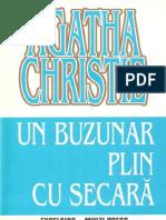 Agatha Christie- Un Buzunar Plin Cu Secara