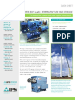 Wind Generator Exchange and Storage - IPS