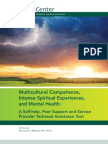Mental Health & Intense Spiritual Experiences