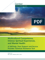 Mental Health & Intense Spiritual Experiences
