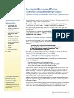 Develop an Effective Customer Success Strategy 01-09