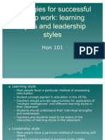 Training Course ( Leadership )