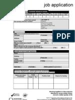 Application Form v1