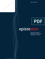 Revista Epistemus n1