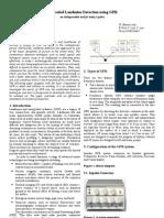 Landmine Detection Using GPR
