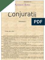 Alexandre Dumas Conjuratii Vol 1